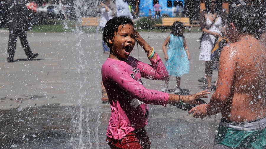 Las temperaturas húmedas amenazan los límites de la tolerancia humana