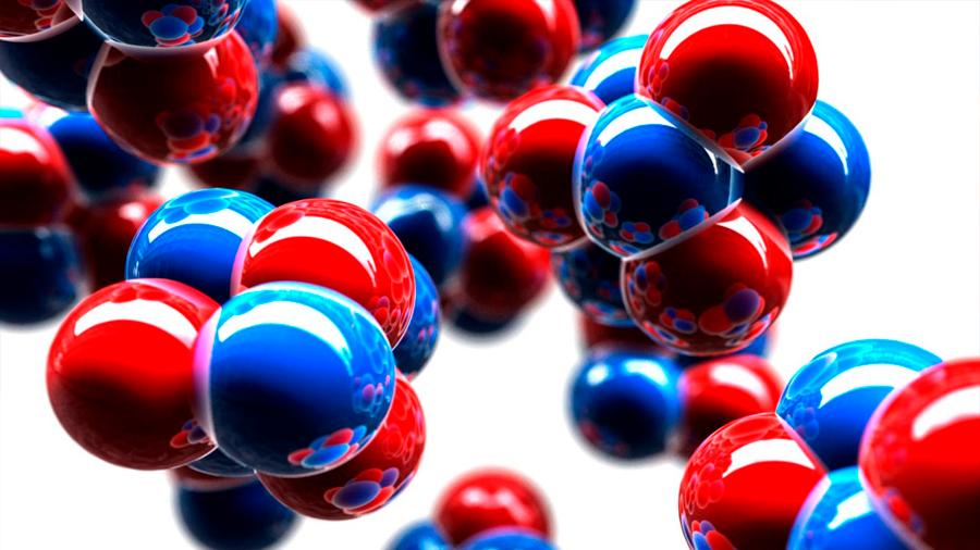 Las primeras células se basaron en una fábrica metálica de biomoléculas