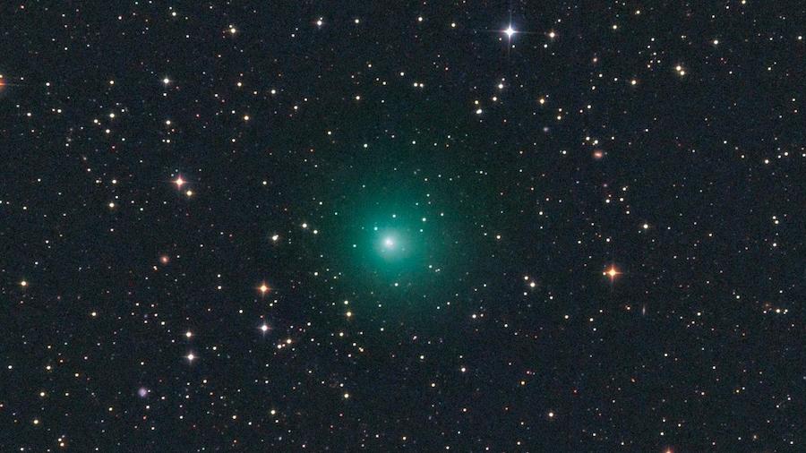 VÍDEO Insólita desaceleración en la rotación de un cometa