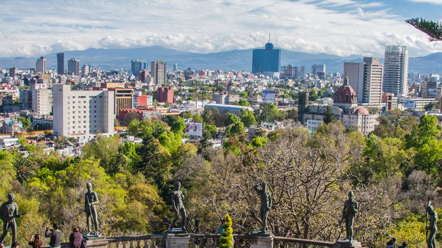 La Ciudad de México busca soluciones para mejorar la calidad del aire