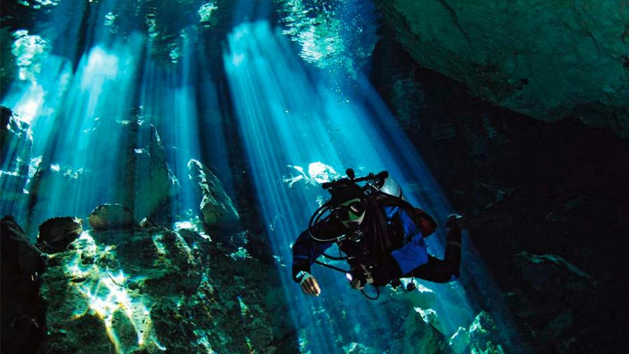 Descubren en México el sitio arqueológico sumergido más grande del mundo