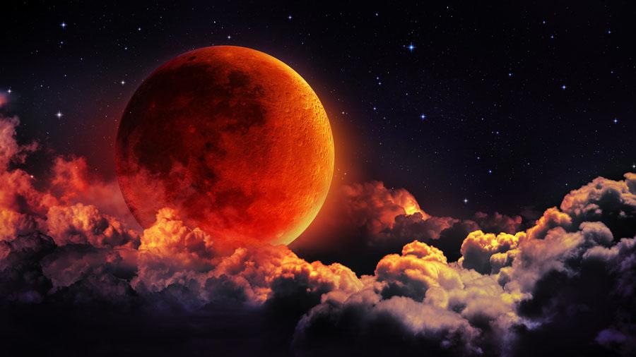 Tras 152 años sin ocurrir, el 31 de enero será la noche de la súper luna azul de sangre