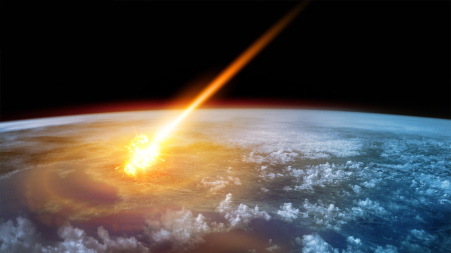 Hallan por primera vez agua y moléculas orgánicas en un meteorito: los compuestos necesarios para la vida