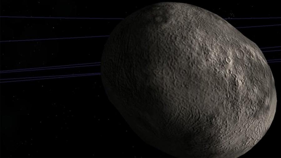 """Este es el monstruoso asteroide calificado por la NASA como """"potencialmente peligroso"""""""