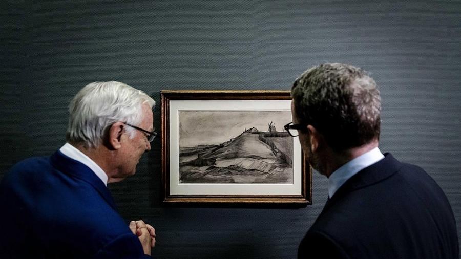 Descubrieron dos nuevas obras de Van Gogh