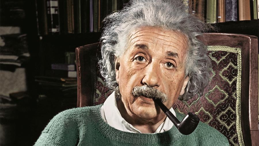 El 90% de las frases que se atribuyen a Einstein es falso, dice experto
