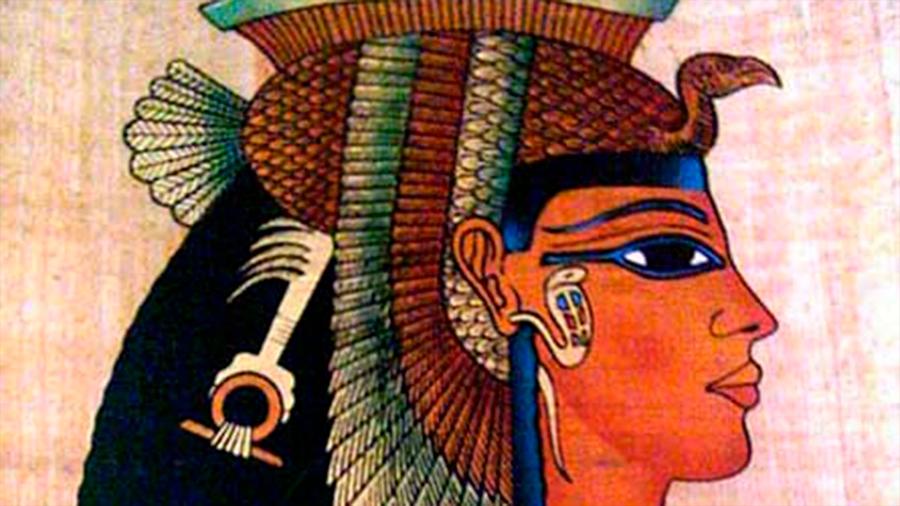 La 'conmoción climática' que derrotó a Cleopatra