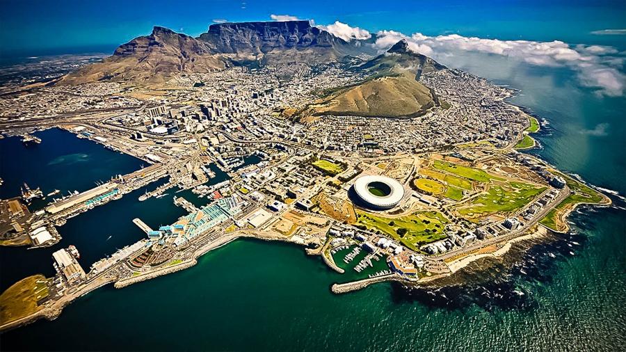 Ciudad del Cabo, la primera ciudad del mundo en quedarse sin agua