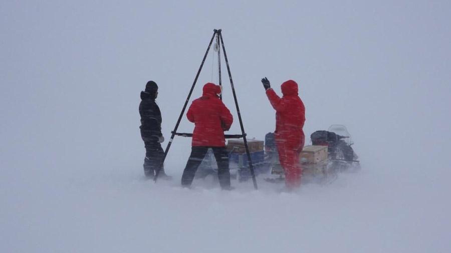 El calor del interior terrestre también deshiela Groenlandia