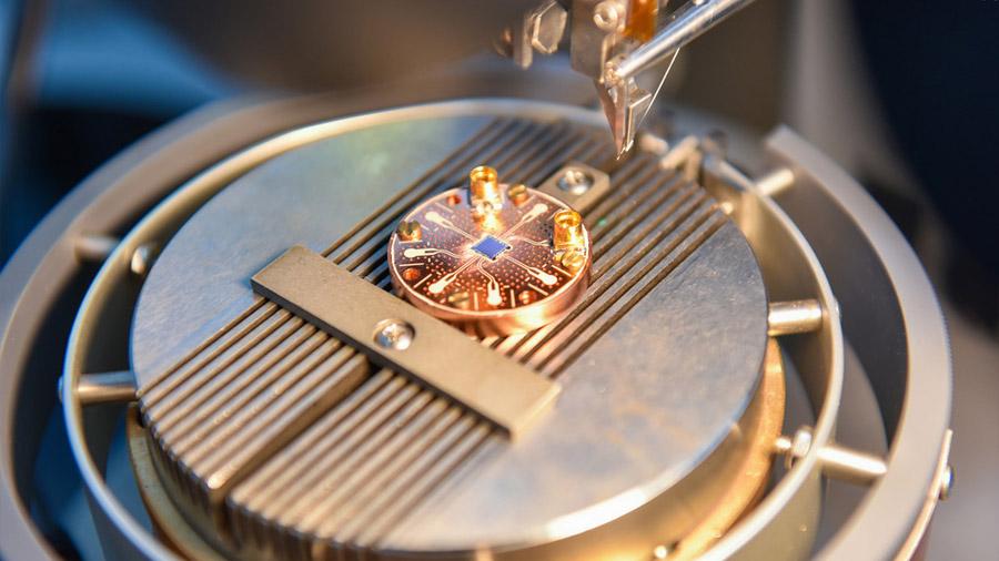 El bit cuántico se hace más complejo con un nuevo metamaterial