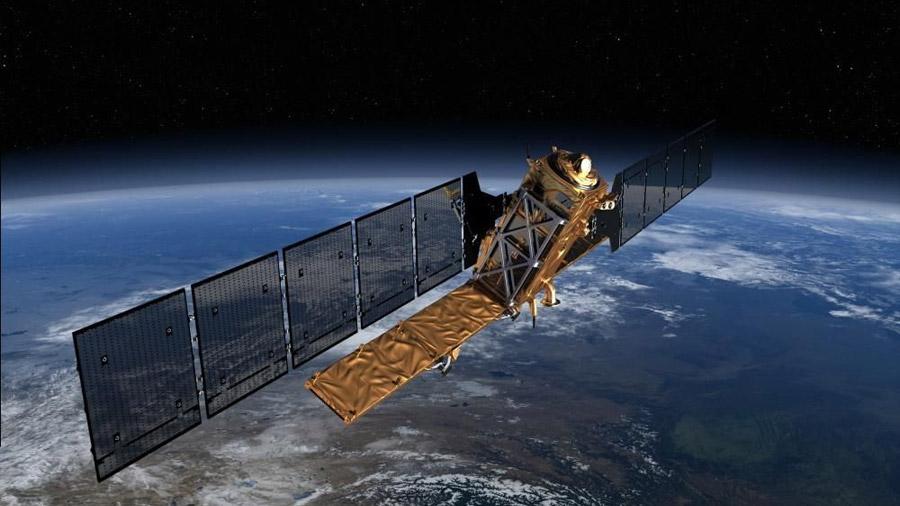Nuevo sistema de propulsión sin combustible para satélites