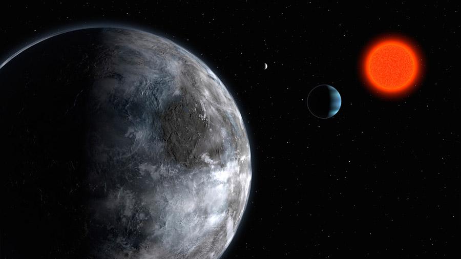 Tres supertierras a 267 años luz, descubiertas por astrónomos españoles