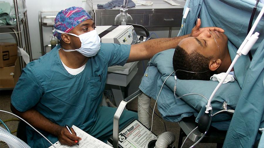 La anestesia afecta a las conexiones neuronales