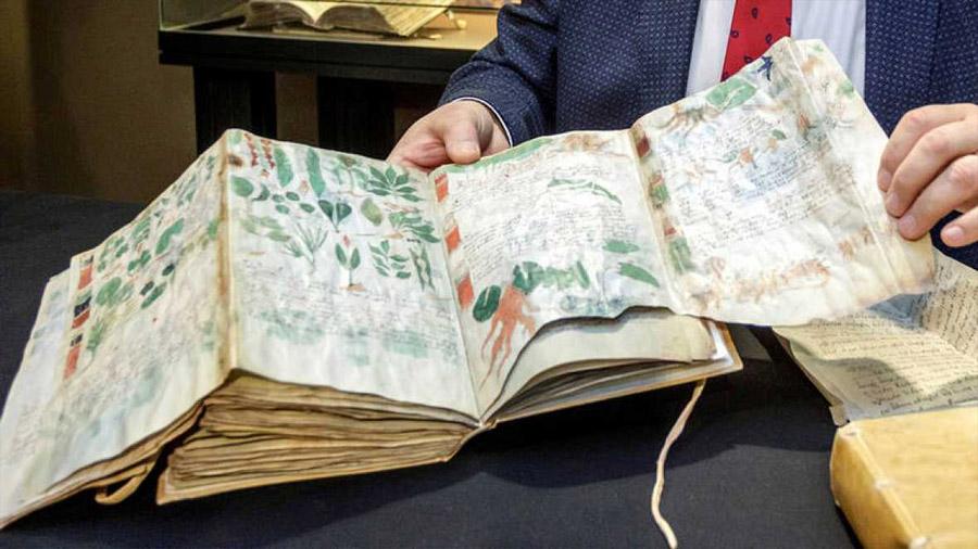 La IA consigue descifrar el manuscrito Voynich, el Santo Grial de la criptografía histórica