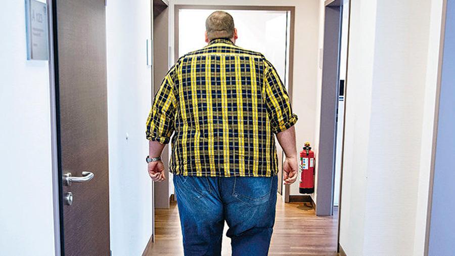 """Descubren que la obesidad es """"contagiosa"""""""