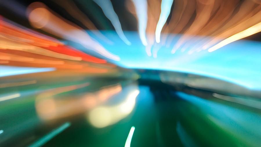 Nuevo método para detener la luz, ajustable a cualquier frecuencia