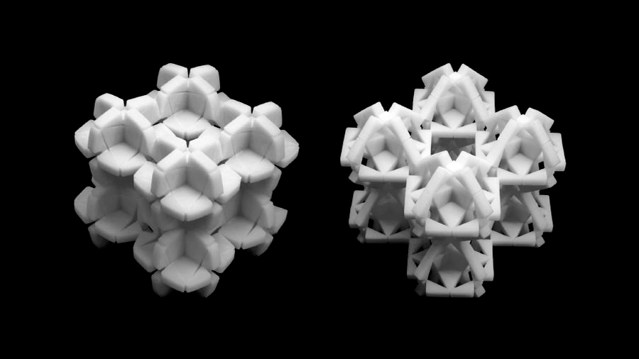 Así va el desarrollo de los metamateriales mecánicos flexibles