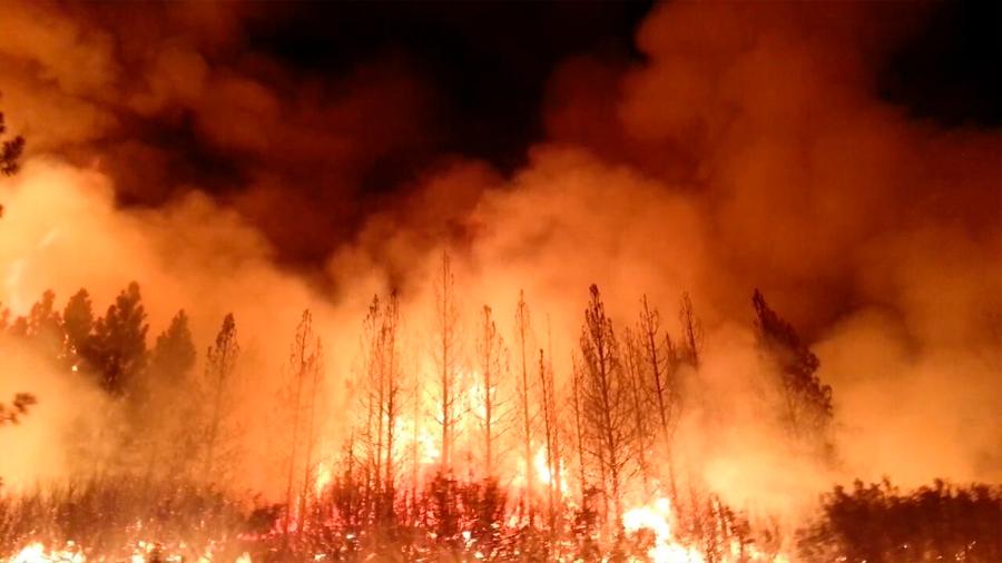 Un impacto cósmico incendió un 10% de la tierra hace 12,800 años