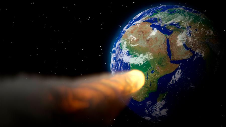 Un asteroide pasará muy cerca a la Tierra este domingo