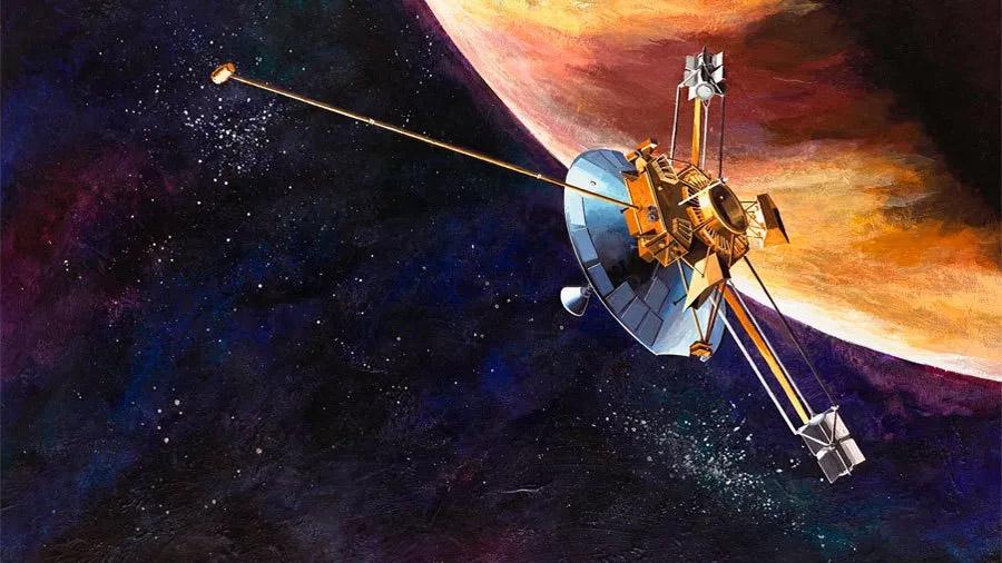 Quince años sin contacto con Pioneer 10, que se dirige a Aldebarán