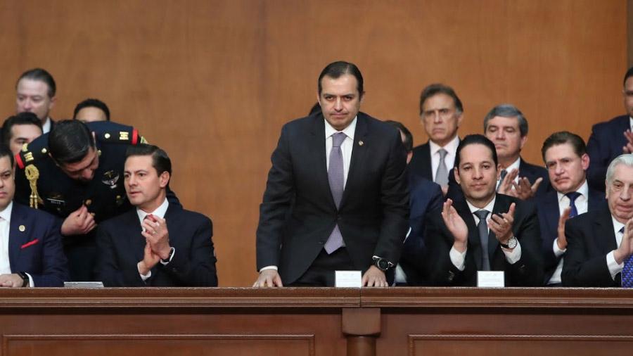 No hay soluciones mágicas para los retos que enfrenta nuestro país: senador Ernesto Cordero Arroyo