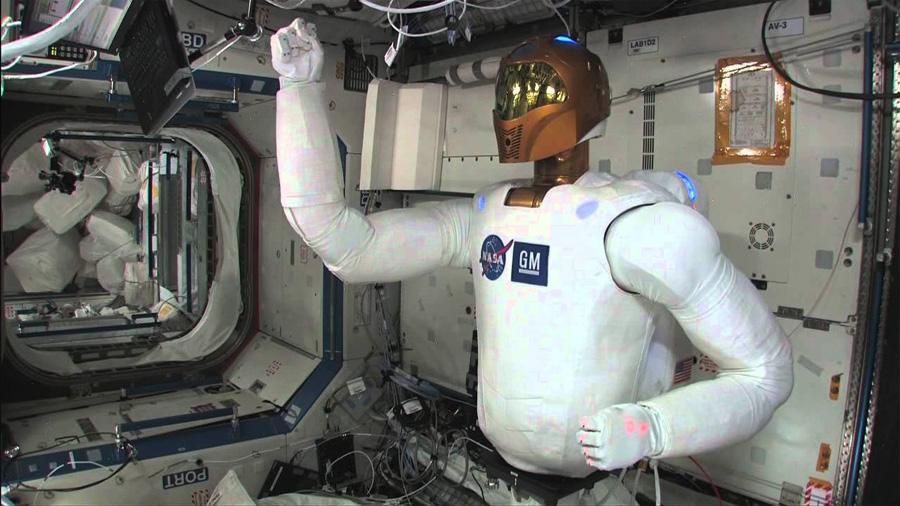 El fiasco de Robonaut: el humanoide de la Estación Espacial que solo sirve de modelo para las fotos