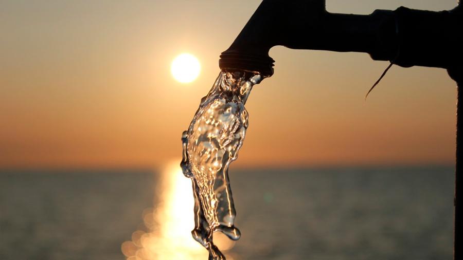 Producir agua potable a partir del aire ya es posible, y podría salvarnos de la sequía