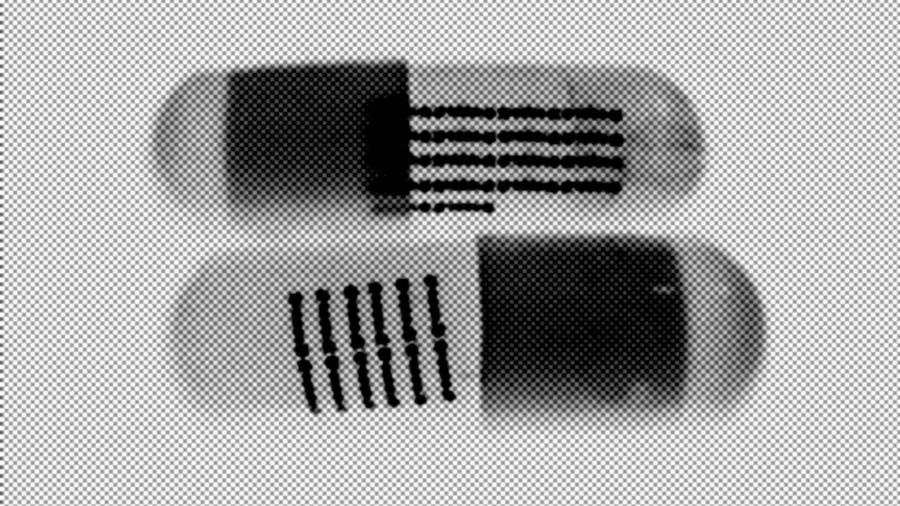 Este papel permite 'tatuar' dispositivos electrónicos biocompatibles en alimentos y medicinas