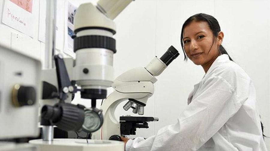 Tan solo el 28% de los investigadores del mundo son mujeres