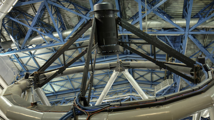 Dotan a un observatorio en Chile de nuevo instrumento para buscar vida extraterrestre