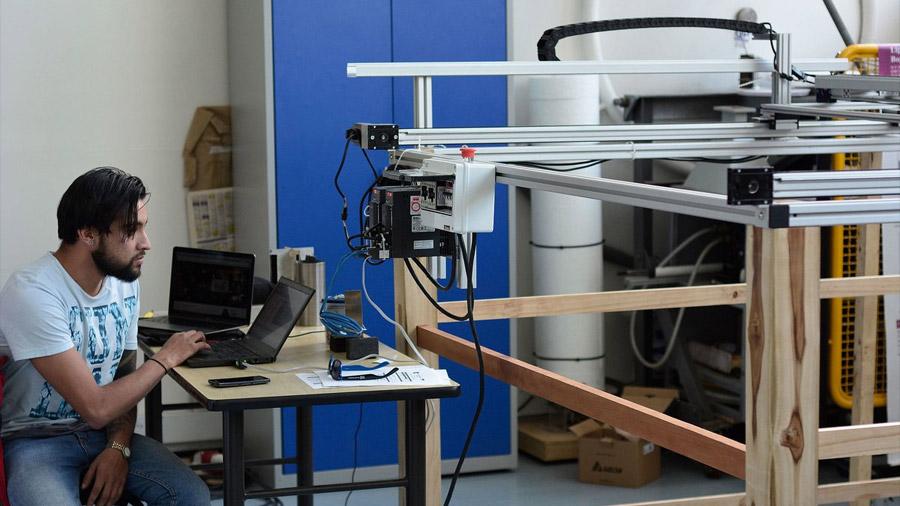 Diseñan un radar más eficiente para detectar minas antipersona