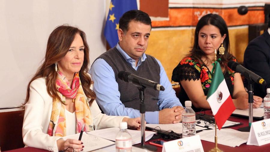 México-Unión Europea buscan abatir la exclusión social y hacer un Acuerdo Global con enfoque de hermandad