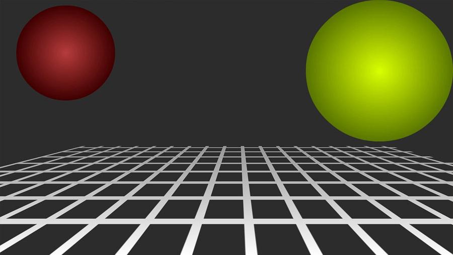 Observan en laboratorio el reflejo de una cuarta dimensión espacial