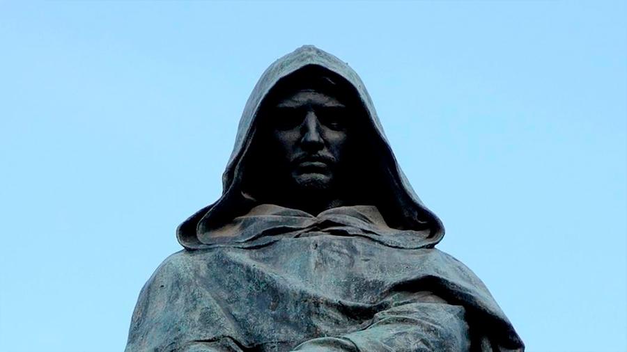 Giordano Bruno, el astrónomo quemado en la hoguera hace 418 años, cuyas ideas se comprobaron años después