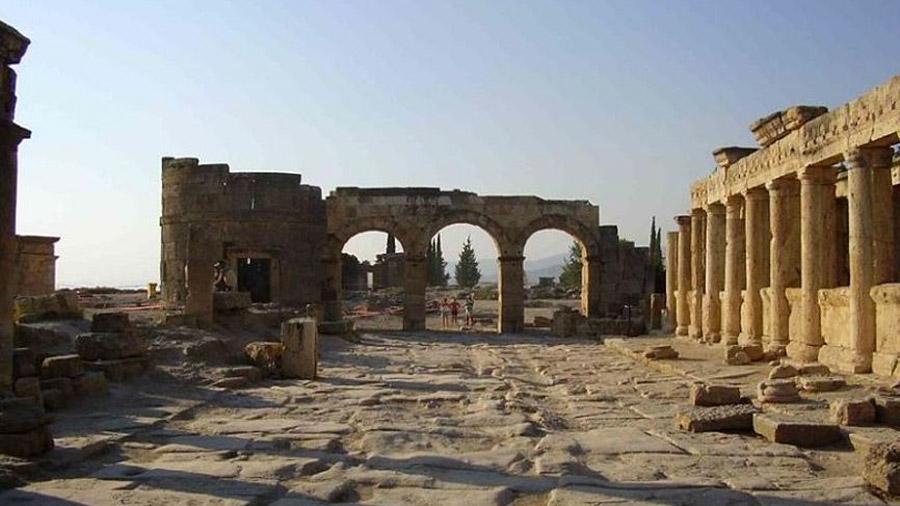 La ciencia descubre por qué era tan mortal acercarse a la 'puerta del infierno' romana