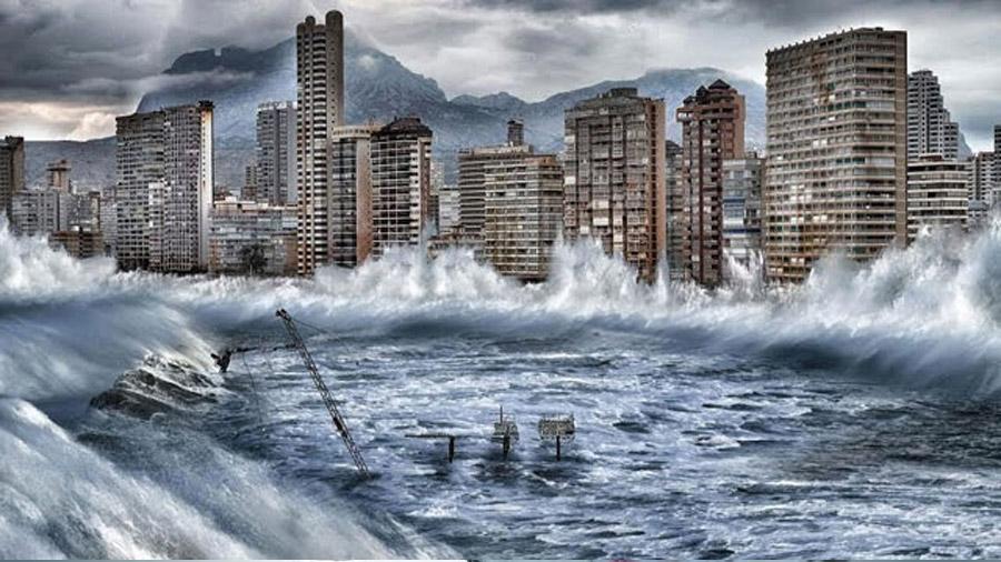 El nivel del mar subirá 65 centímetros en 80 años