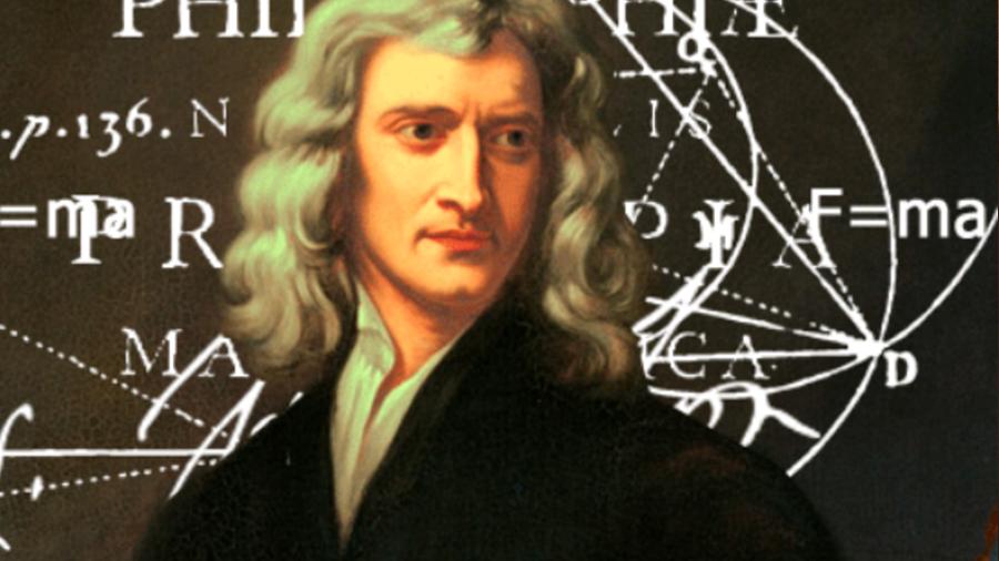 Cómo Newton resolvió dos problemas matemáticos en tan sólo diez horas