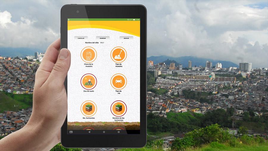 Investigadores universitarios diseñan apps que monitorean la contaminación por metales pesados en la Ciudad de México