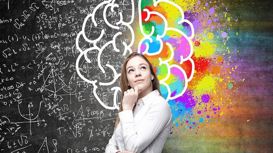 Así funciona el cerebro de las personas creativas según experto en neurociencia de Harvard