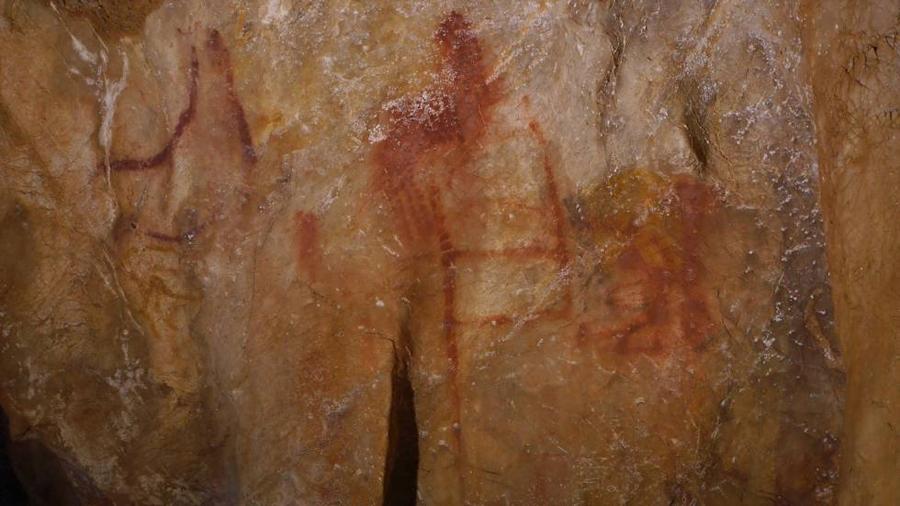 La obra de arte más antigua la hizo un neandertal