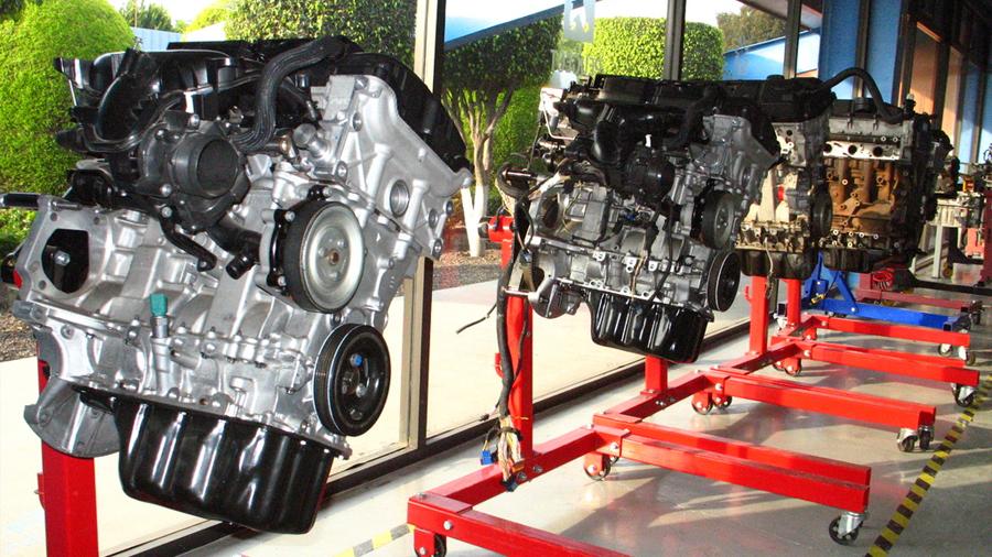 Academia e industria construyen un vehículo todoterreno mexicano