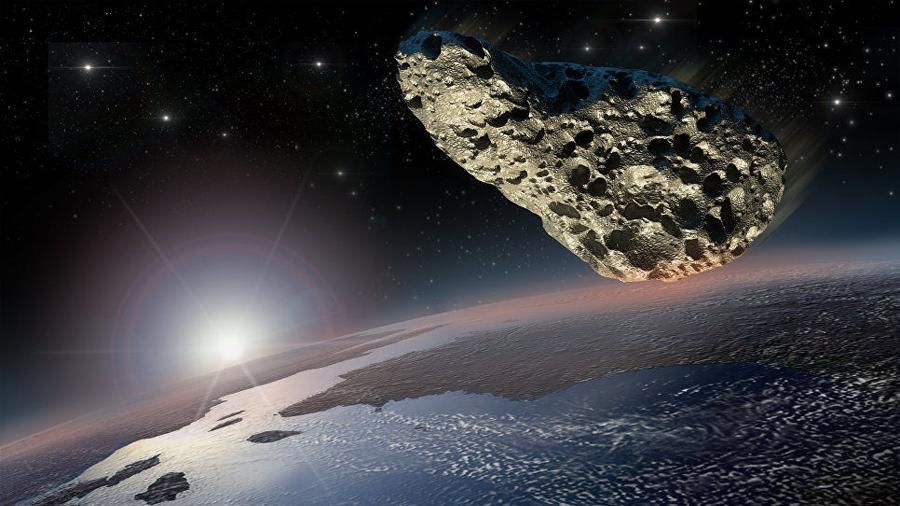 Un asteroide del tamaño de un autobús 'rozará' la Tierra este viernes