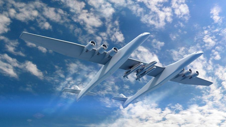 Realiza ya pruebas el avión gigante que será el mayor del orbe: 117 metros