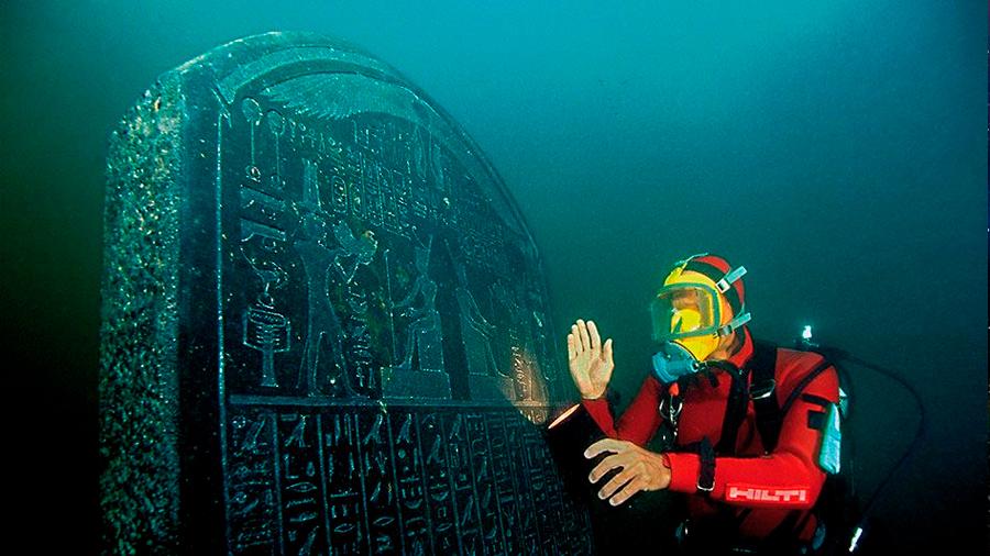Sumergida bajo el agua 1500 años, una ciudad revela sorprendente civilización antigua