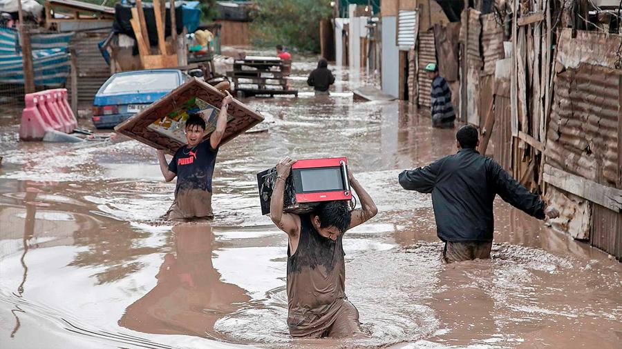 Latinoamérica, invisible en estudios de conflictos climáticos
