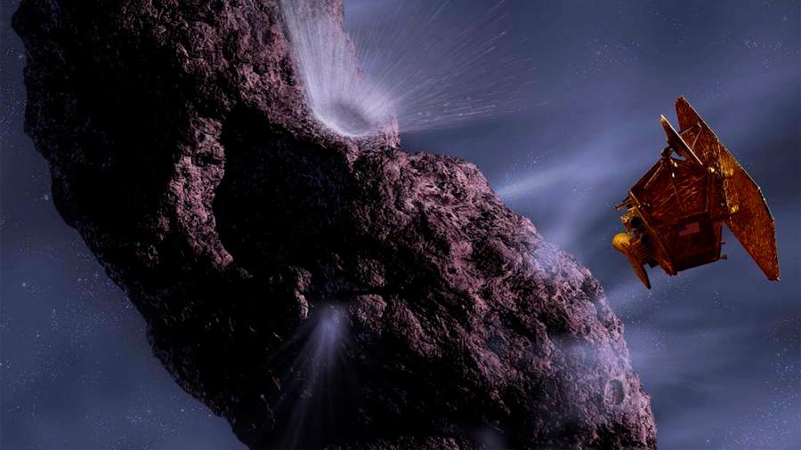 EU planifica la misión HAMMER para desviar asteroides