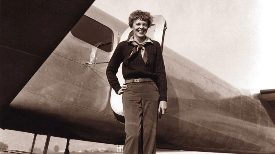 Científicos creen haber encontrado los restos de la famosa piloto Amelia Earhart que se perdió 1937