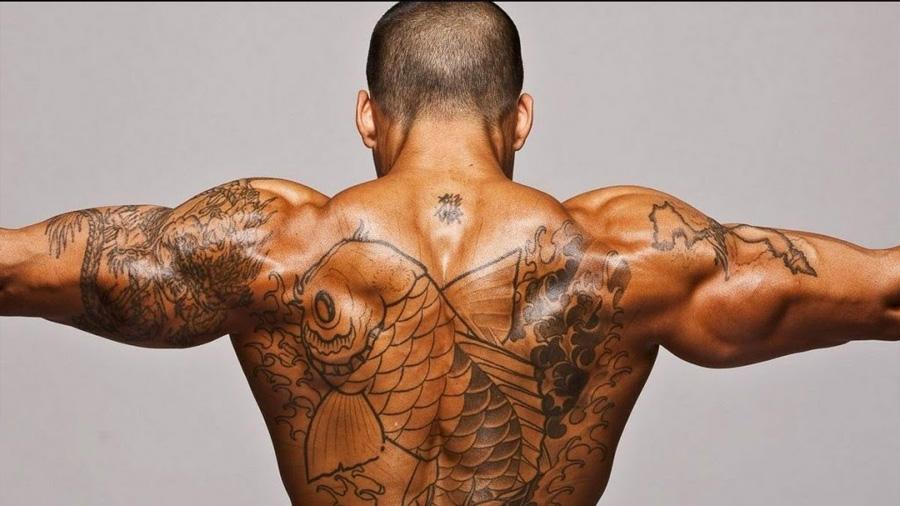 Los tatuajes no están quietos: las células inmunitarias se comen la tinta y la vomitan, una y otra vez
