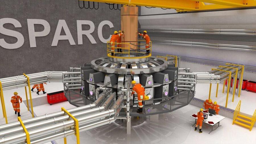 Nuevo y prometedor diseño de reactor de fusión nuclear