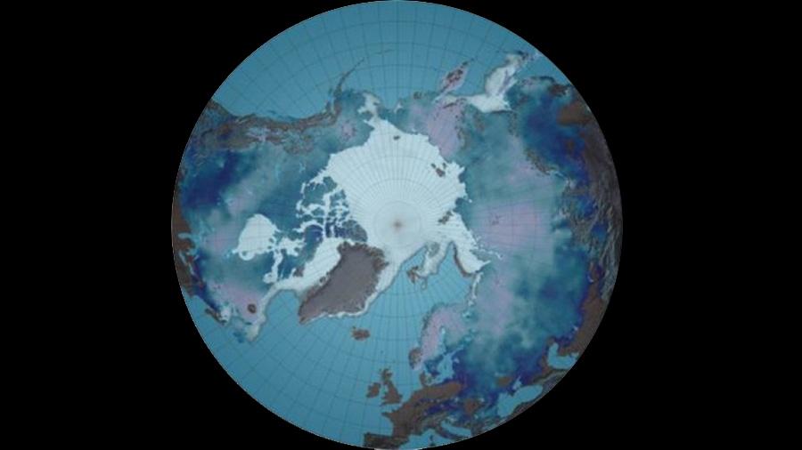 Excepcional acumulación de nieve este invierno en el hemisferio norte